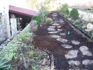 Пътека в двор