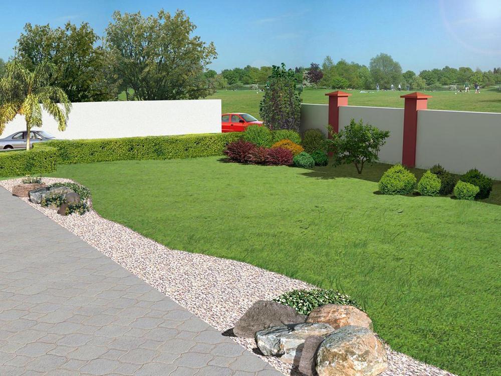Ландшафт 3Д дизайн