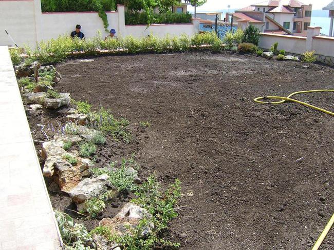 Изграждане Вилно Озеленяване