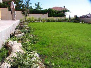 нов двор - нова градина